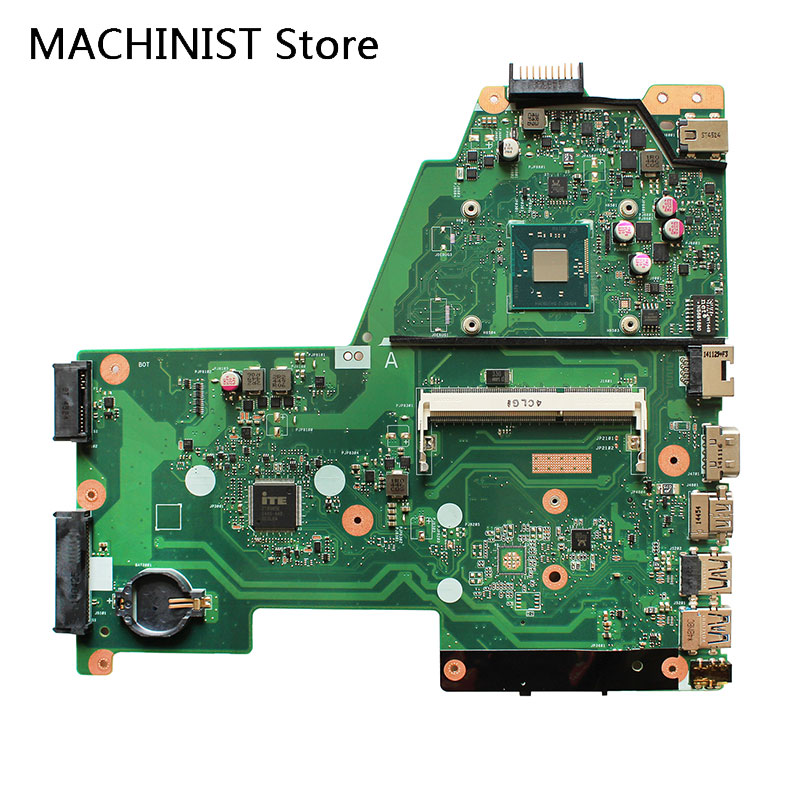 Original For ASUS F451M X451M X451MA REV 2.1 N3540 laptop notebook motherboard DDR3 SR1YW