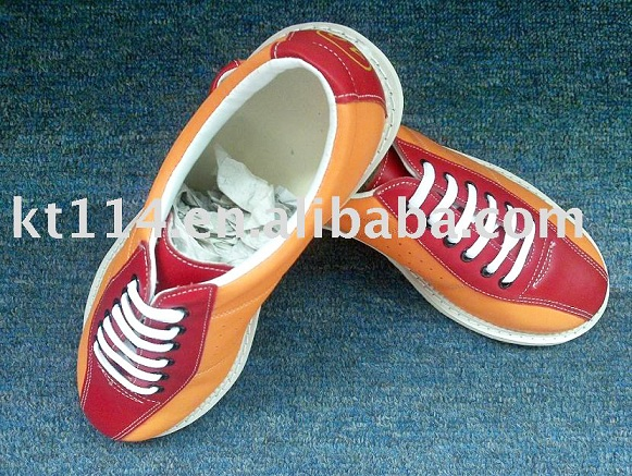 2016 hot sale unisex professional orange rental bowling shoe hot sale cayler