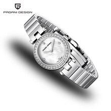 חדש למעלה יוקרה מותג נשים שעונים 2019 PAGANI עיצוב דק חיוג גבירותיי שעון שמלת קוורץ ספורט שעון Relogio feminino