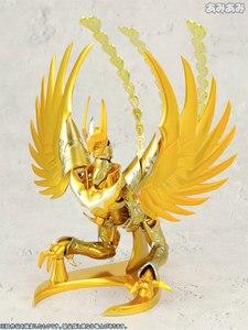 """Image 4 - 100% BANDAI 타마시 국가 Saint Cloth Myth 액션 피규어 Phoenix Ikki God Cloth """"Saint Seiya"""""""