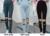 Macaco moda Leggings Maternidade para As Mulheres Grávidas de Alta cintura-Calças de Gravidez Roupa de Maternidade Roupas Grávidas Premama