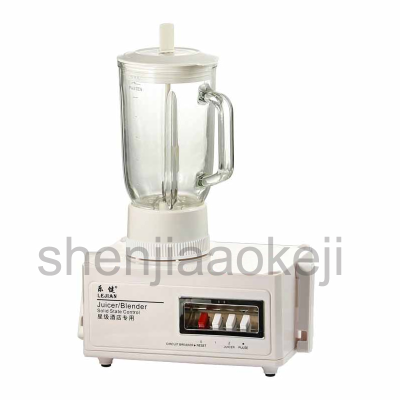 Juicer blender 3 in 1 Juicer mixer food processor juice machine dry mill powder mill grinder 220v 450w 1PC wavelets processor