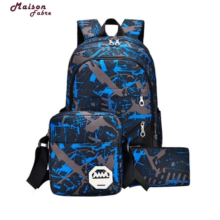 Waterproof Large Capacity Laptop Bag Man Design Backpack Bag Black Backpack women School Bags Mochila Masculina 819#23