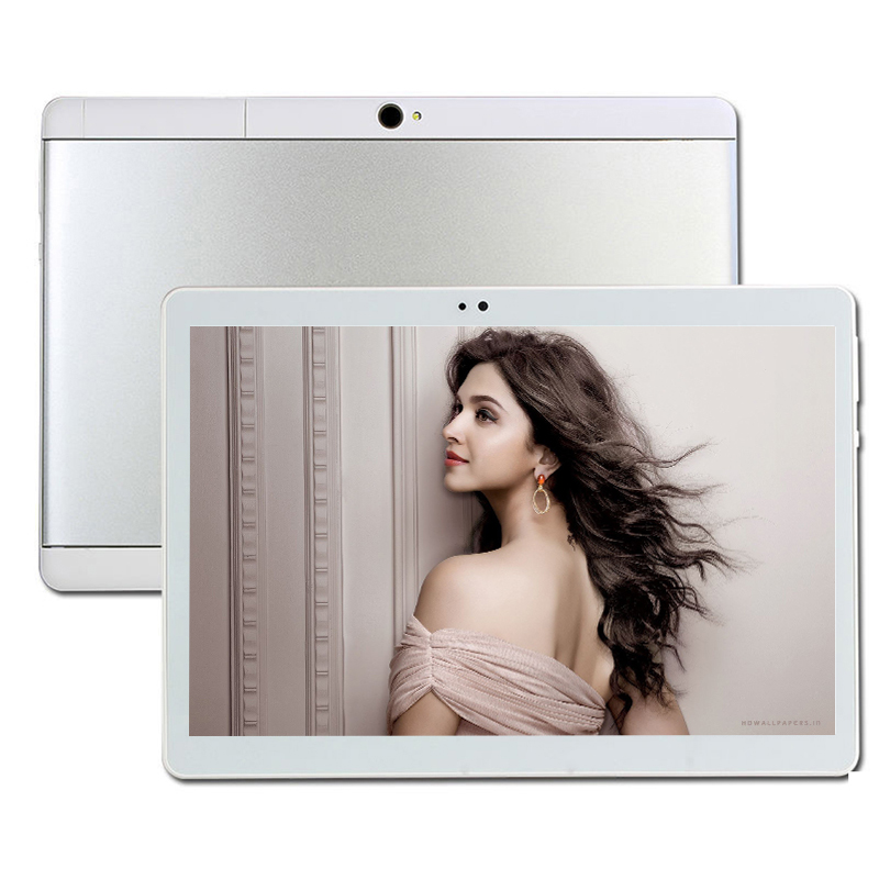 Free shippi MT8752 S109 10.1 Tablets Android 7.0 8 Core 128GB ROM Dual Camera Dual SIM 1920X1200 GPS bluetooth Tablet phone