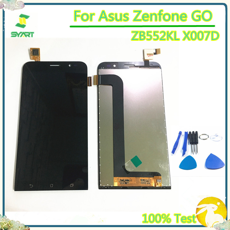 LCD Display For ASUS Zenfone GO ZB552KL X007D LCD Display Touch Screen Digitizer Assembly For ASUS Zenfone GO ZB552KL X007D