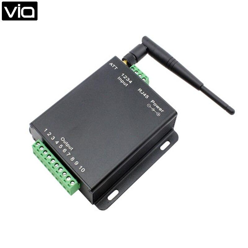 USR-WIFIIO-83 direct factory 8 Channel WIFI Relay Board, WIFI Remote Control Switch - free software 802.11 b/g/n