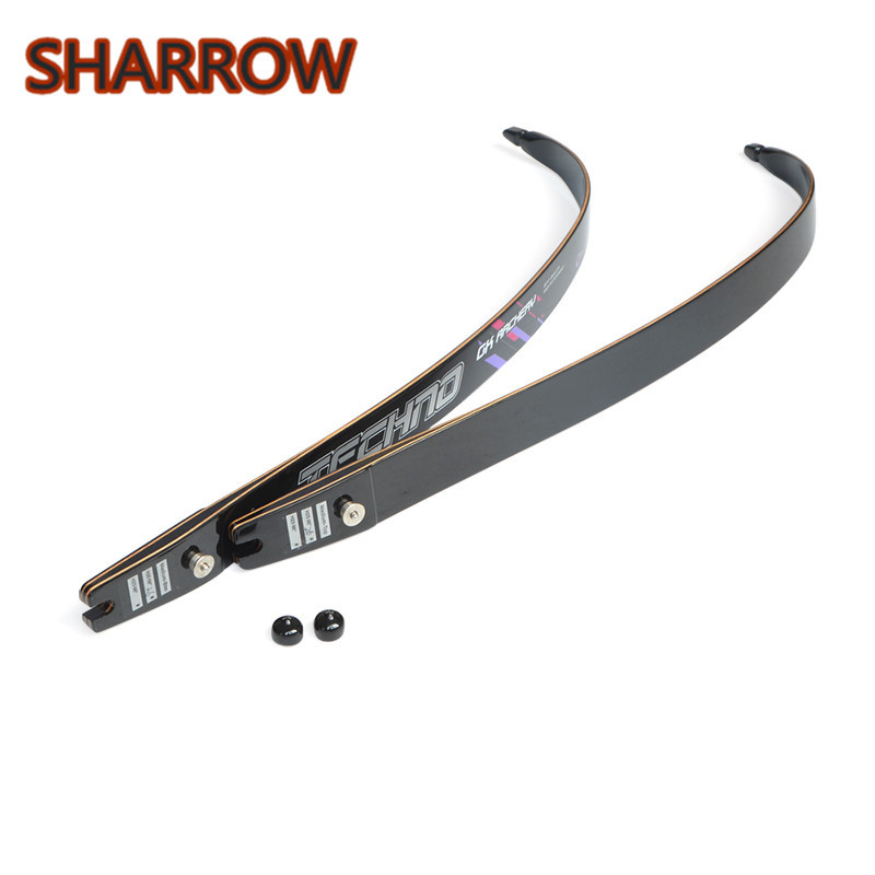 1Pair 18-38lbs ILF Takedown Recurve Bow Limbs H25-68 Laminated Archery Limb For Outdoor Hunting Shooting Training Accessories1Pair 18-38lbs ILF Takedown Recurve Bow Limbs H25-68 Laminated Archery Limb For Outdoor Hunting Shooting Training Accessories