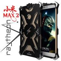 Luxury Doom Thor Heavy Duty Armor Metal Aluminum Mobile Phone Bag Cases For Xiaomi Mi 5C