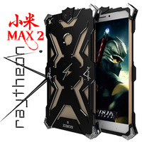Luxury Doom Thor Heavy Duty Armor Metal Aluminum Mobile Phone Bag Cases For Xiaomi Mi 5C