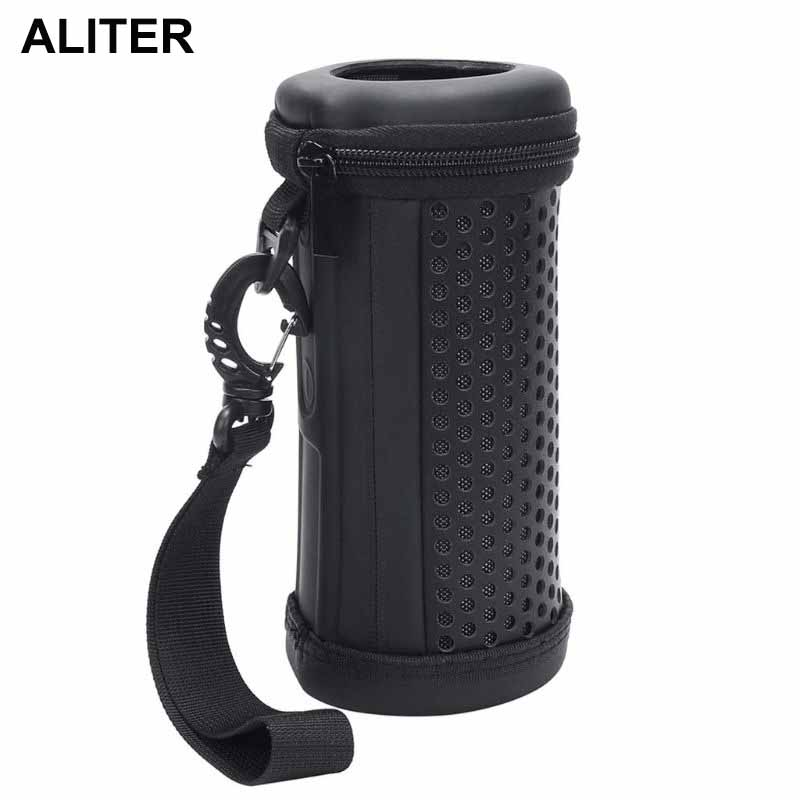 US $7 36 24% OFF|Carrying Cover Travel Hollowed Mesh EVA Case Storage Bag  For Ultimate Ears Boom 3 UE Boom 3 Portable Bluetooth Wireless Speaker-in