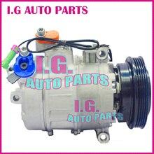 New Auto AC Compressor For Car VW PASSAT B5 447220-8180 447220-8181 447220-8182 447220-8183 447220-8184 8D0260805B 8D0260808