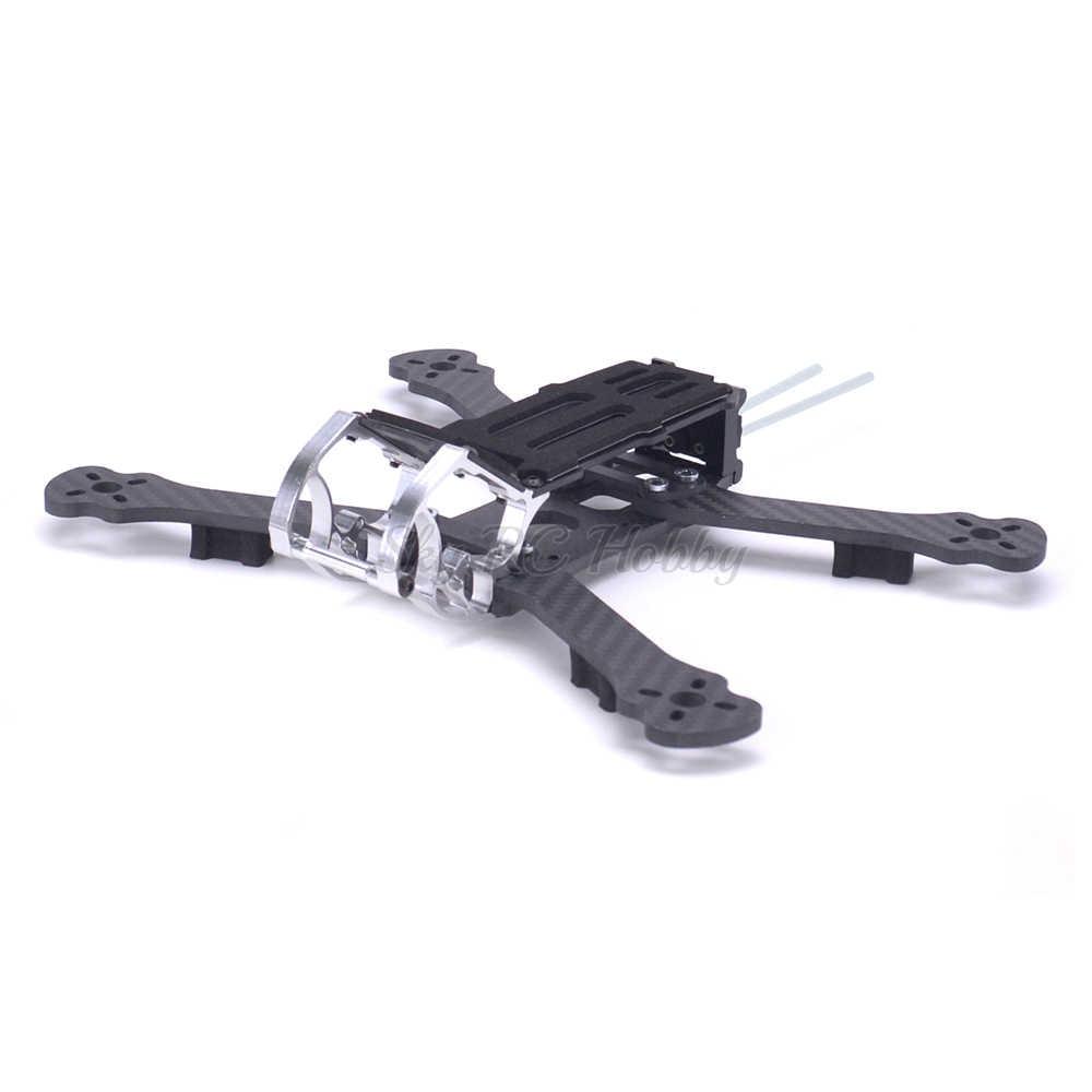 "Gallo 230 distancia entre ejes 225mm 5 ""de 5 pulgadas FPV Dron de carreras de control remoto Quadcopter marco + 5045 de la hélice para Freestyle 230mm"