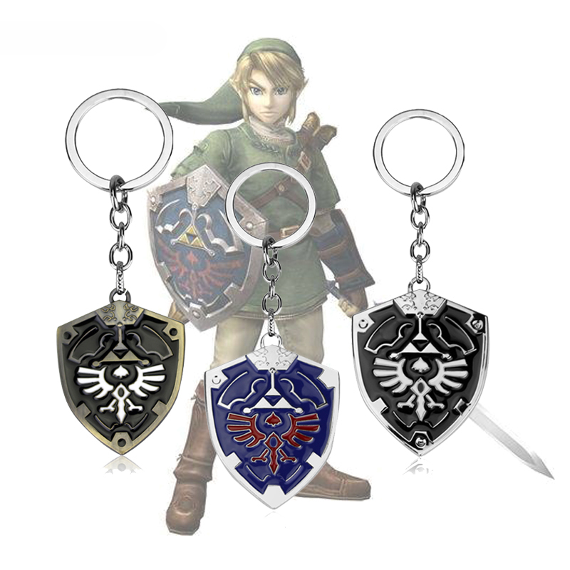 Legend Of Zelda Game Jewelry Marks Cool Pendant Alloy Key ...