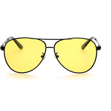 VEGA Polarized Night Vision Sunglasses Men Women Best Driving Glasses At Night Clear Yellow Lens Anti Glare UV400 2081