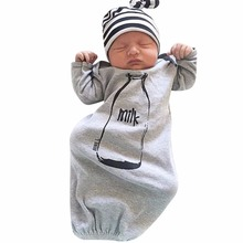 Infant Baby Boys Girls Long Sleeve Jumpsuits Clothes Sleepwear Unisex Romper Newborn Baby Boy Clothes Cute Rompers