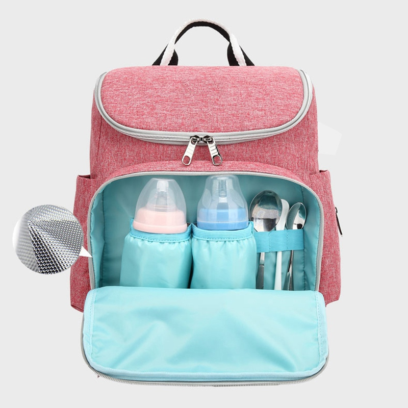 Mommy Diaper Bag Maternity Nappy Bag Fashion Large Capacity Travel Backpacks Baby Stroller Bags Nursing Mom Backpack Baby Care large baby bag organizer diaper bag backpacks nappy stroller bags maternity for mommy women backpacks baby care page 5