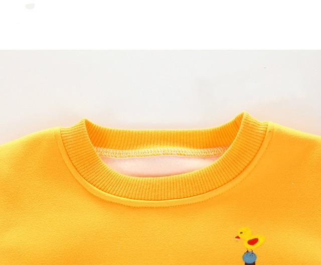Unini-yun Baby Boys Spring/Autumn Pullover Tops Babies Boy Long Sleeve Letter T-Shirt Sweatshirt Clothing Toddler Clothes 12M24M