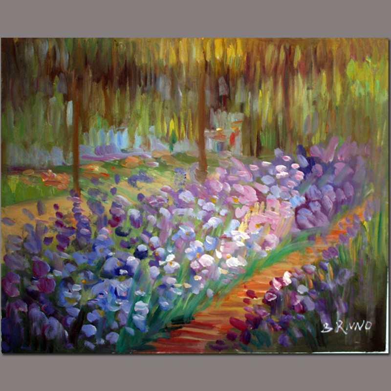 Flower Garden Paintings online buy wholesale flower garden paintings from china flower