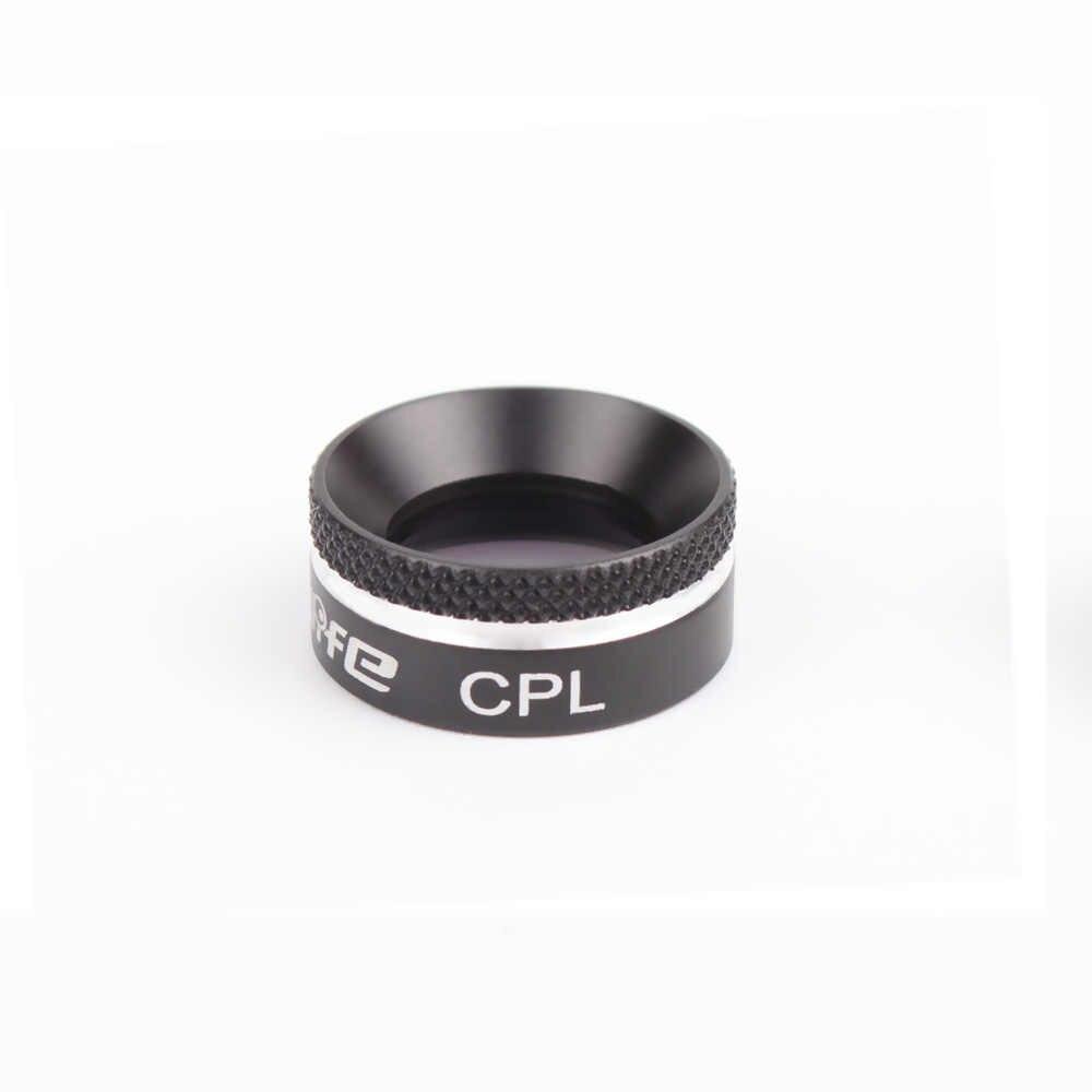 Len filtro Protector 4 piezas de filtro Drone DJI Mavic Pro UV CPL estrella de densidad Neutral MCUV + CPL + accesorio profesional ND4 + ND8
