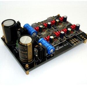 Image 4 - Placa de preamplificador NE5534 LME49710 AD797 MBL6010D, Kit de integración, placa amplificadora de potencia, edición coleccionista de oro negro