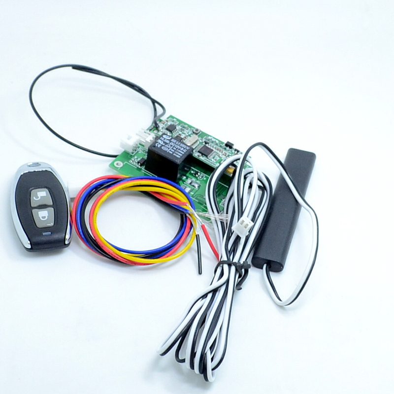 PKE no key to enter the module 315M wireless sensor switch 433M remote RFID access control intelligence