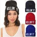 2015 новых осенью зимняя шапка мода женщин шляпы шапка skullies для мужчин зимние шапки для женщин gorros капот хип-хоп балаклава