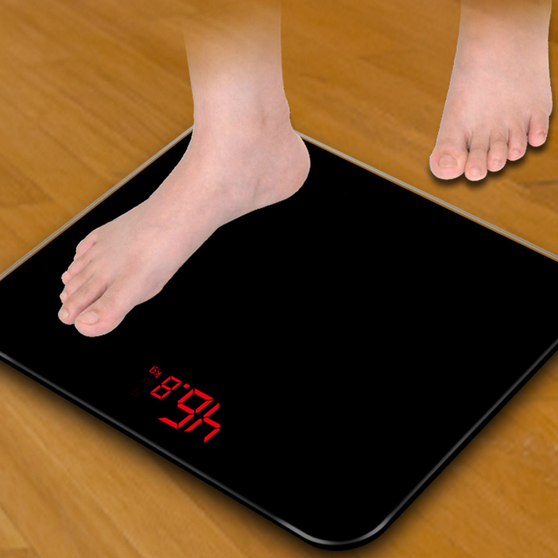 Digital Bathroom Scales / Weight Scale / Weighing Scale , Floor Scales Household Electronic Body Bariatric LCD Display  цены