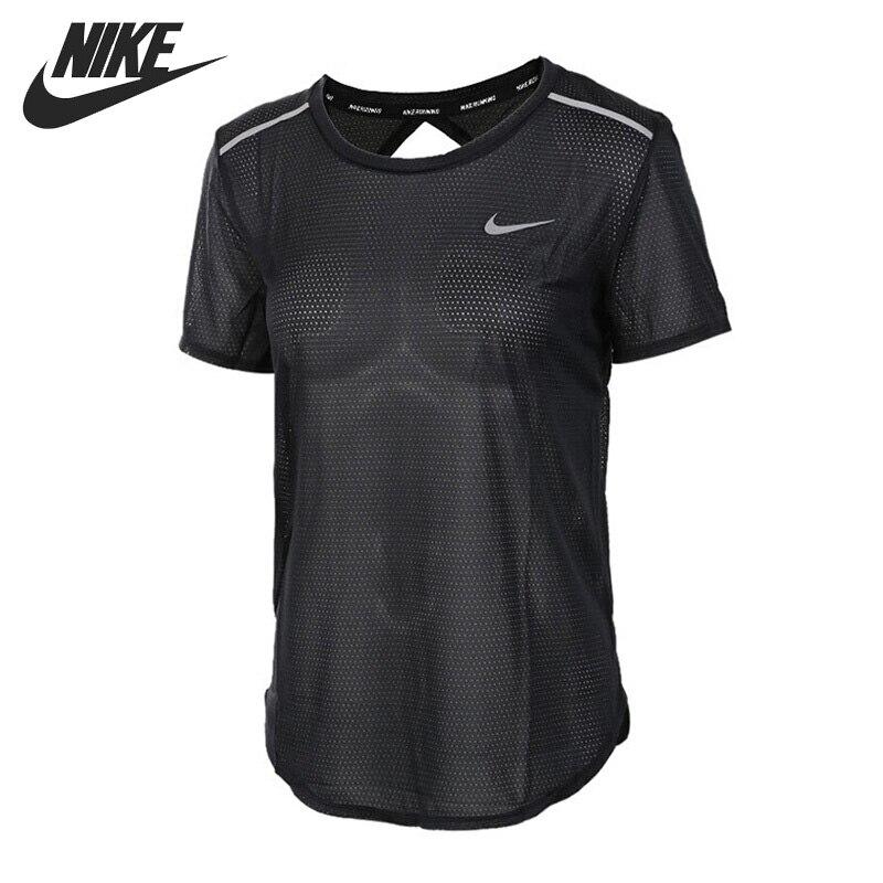Original New Arrival 2017 NIKE BRTHE TOP SS Women's T-shirts short sleeve Sportswear original new arrival 2017 nike as m nk brthe top ss tlwind cl men s t shirts short sleeve sportswear