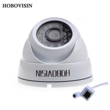 HOBOVISIN metal waterproof DOME  IP Camera 24IR indoor/outdoor Network ONVIF H.264 2.0 Megapixel Lens Full-HD 1080P 2 Megapixel