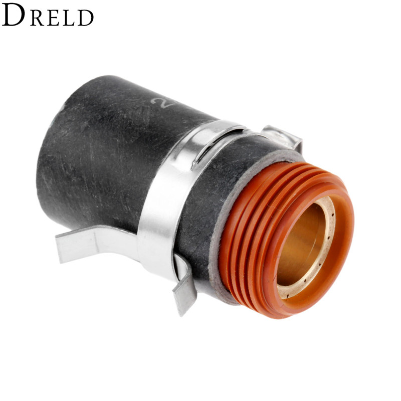 DRELD 1pc 45A-100A Retaining Cap 220953 for 65 85 Plasma Cutting Torch Consumables Mechanized Torch Welding  amp  Soldering Supplies