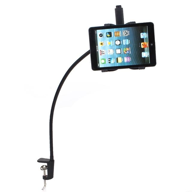 Universal New 360 Graus Tablet PC Montar Estande Titular Rotação Ajustável cama mesa para ipad 2/3/4 5 mini para samsung Tablet