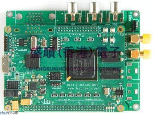 USB3.0 Development Board High Speed AD DA Development Board CYUSB3014