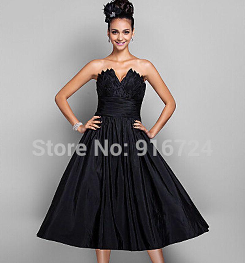 d49b012f1ef Taffeta Cocktail Dresses