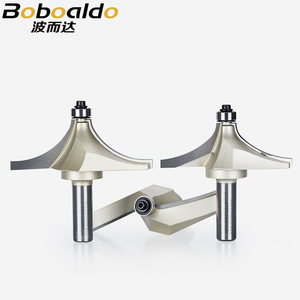Image 3 - 1/2 Shank Router Bits For Wood Tungsten Carbide Cutter Bit Arden Table Edge Router Bit Prrofessional Grade Woodworking Tools