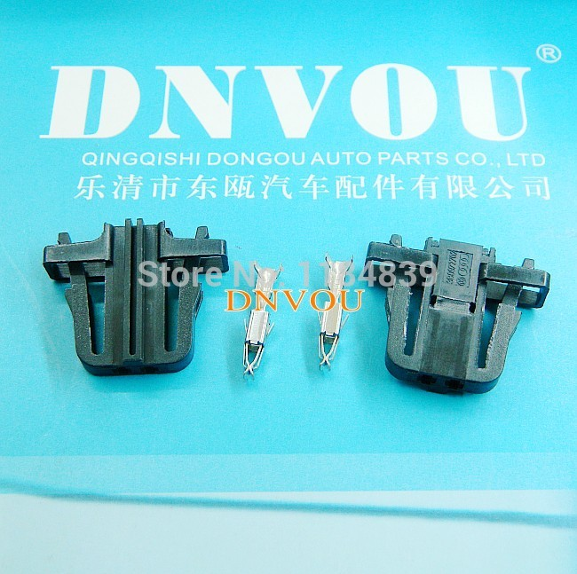 compare prices on 6 wire plug online shopping buy low price 6 100 pcs mass plug public license plate lamp plug 3b0 972702 golf 6 automobile
