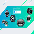 Frete grátis andriod5.1 gps tracker bluetooth smart watch smartwatch satélite localize monitor sos remoto para adul