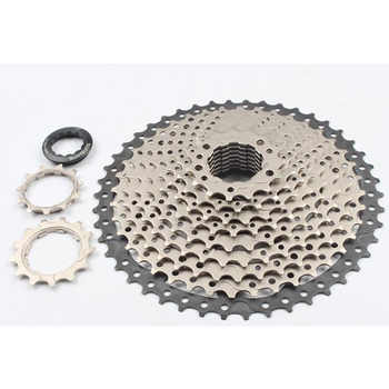 Bicycle Freewheel 11S 11-46T/11-50T Cassette MTB Moutain Bike 11 Speed Flywheel Sprocket Compatible for Bike Bicycle Parts