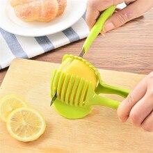 Lemon Tomato Potato Fruit Slicer Multifunction Egg Food Clip Clever Onion Cutter Salad Kitchen Gadget Cooking Accessories