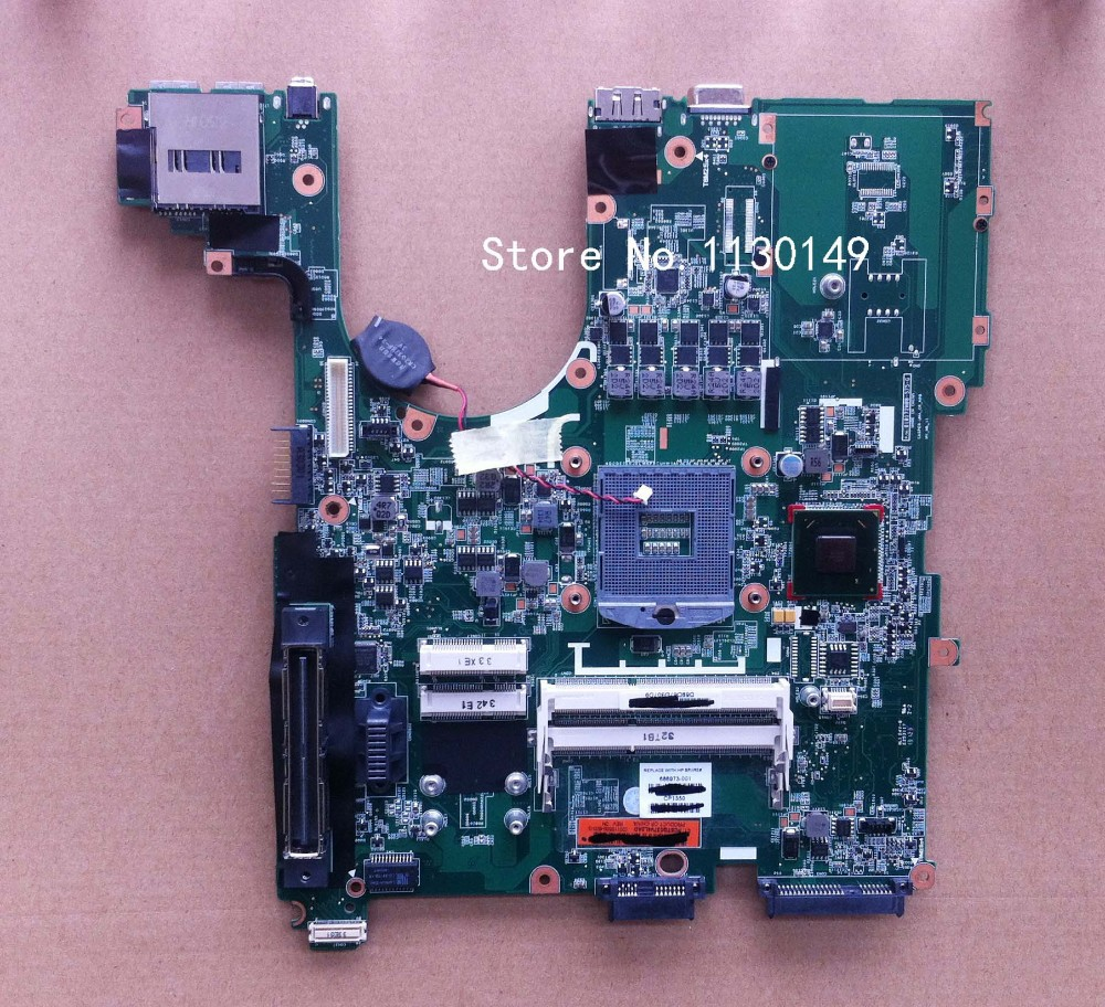 686973-501 laptop motherboard 686973-001 for hp 8570P 6570B motherboard Notebook system board 100% fully tested 746447 501 746447 001 for hp touchsmart 15 envy15 motherboard hm87 740m 2g notebook system board tested
