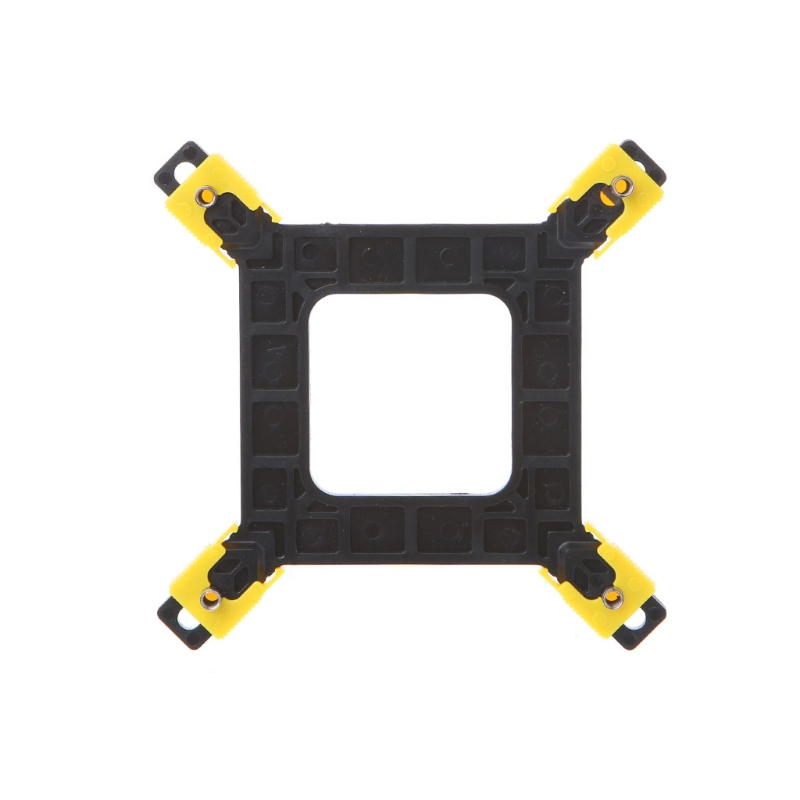 Multi-Platform 775/1155/1156/1366 CPU Backplane Desktop Backplate Cooler Bracket