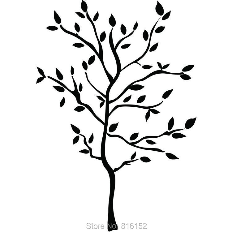 Excepcional árbol Marco De La Pared Foto Regalo - Ideas ...