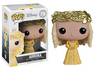 Original Funko POP Greek The sleeping spells Aurora Princess Vinyl Figure Bobble Head Collectible Model Toy with Original Box