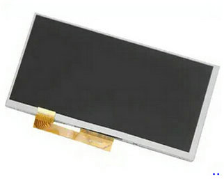 New LCD Display Matrix For 7 DEXP URSUS A470 3G Tablet 1024x600 inner LCD module Screen Panel Frame Free Shipping