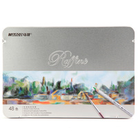 Marco 24 36 48 Colors Non Toxic Lapis De Cor Watercolor Pencil Profissional Colored Pencil For