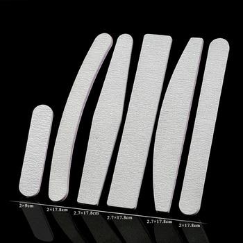 25-50Pcs/Lot Nail File 100/180 Professional durable Nail Files ...
