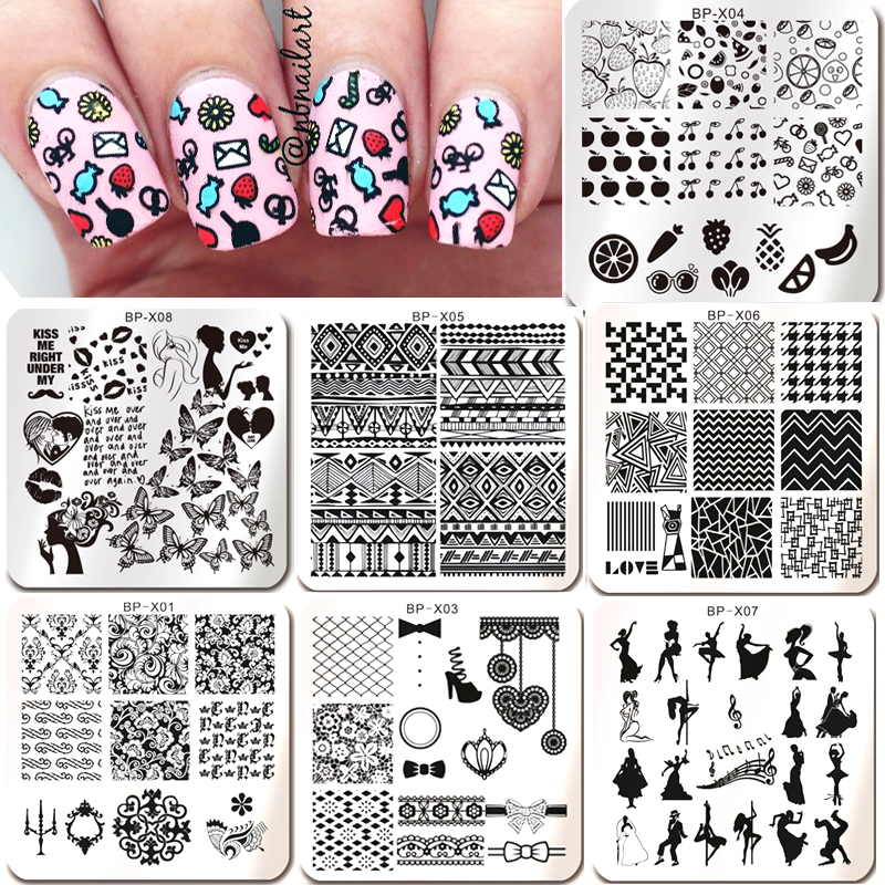Best Nail Stamping Polish Review Hession Hairdressing