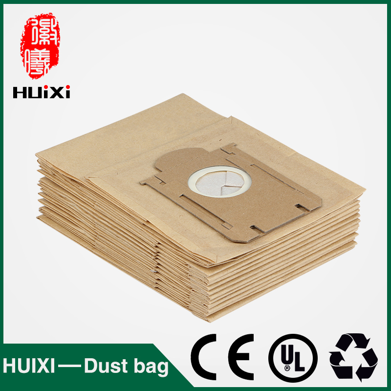 10 pcs Vacuum Cleaner Paper Dust Bags And Change Bags With High Efficiency Replacememt For FC8202 FC8203 FC8204 FC8205 etc 10pcs paper change bags and composite paper dust bags with high efficiency of vacuum cleaner for ro1717 ro1733 ro1751 vd 2314etc