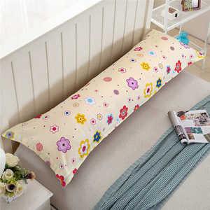 Image 1 - カラフルなシルクサテンの枕ケース s カバースーパーソフト生地ホームクッションシンプルな幾何スロー寝具枕ケース枕 Cov
