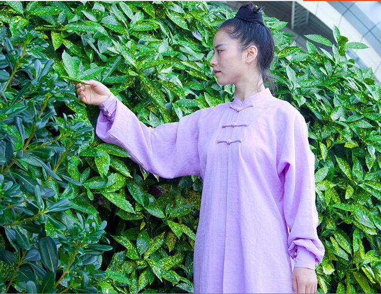 Traditional Tai Ji Daoist Uniform 3