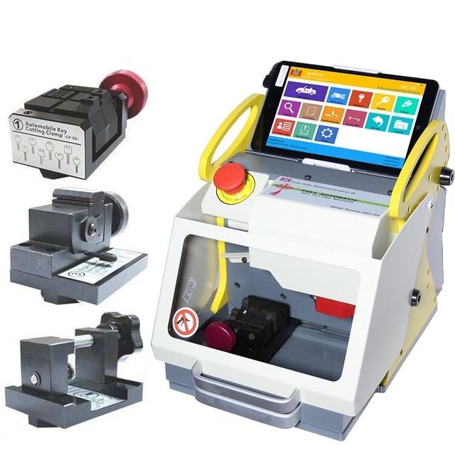 2018 Screen 8 3 Inch Automatic Key Cutting Machine Sec E9 Portable